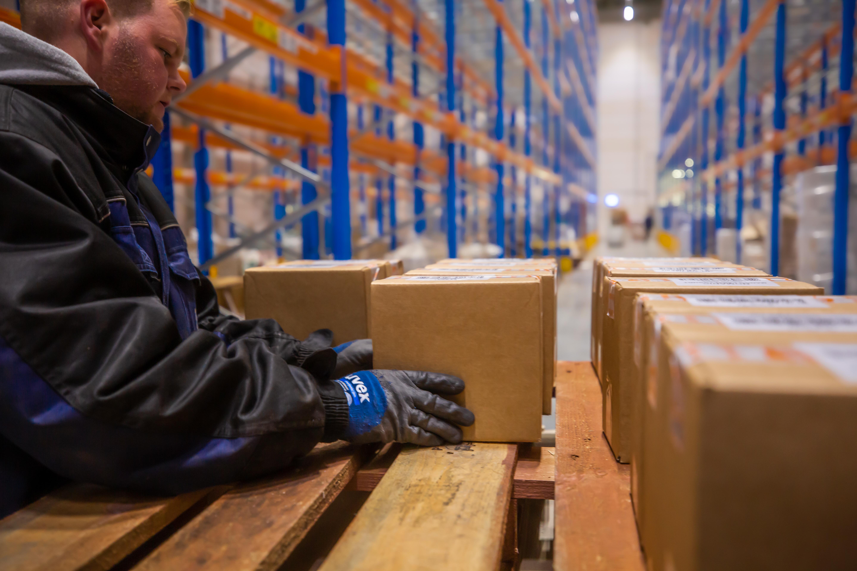 Kleine bedrijven ondersteunen in logistieke processen